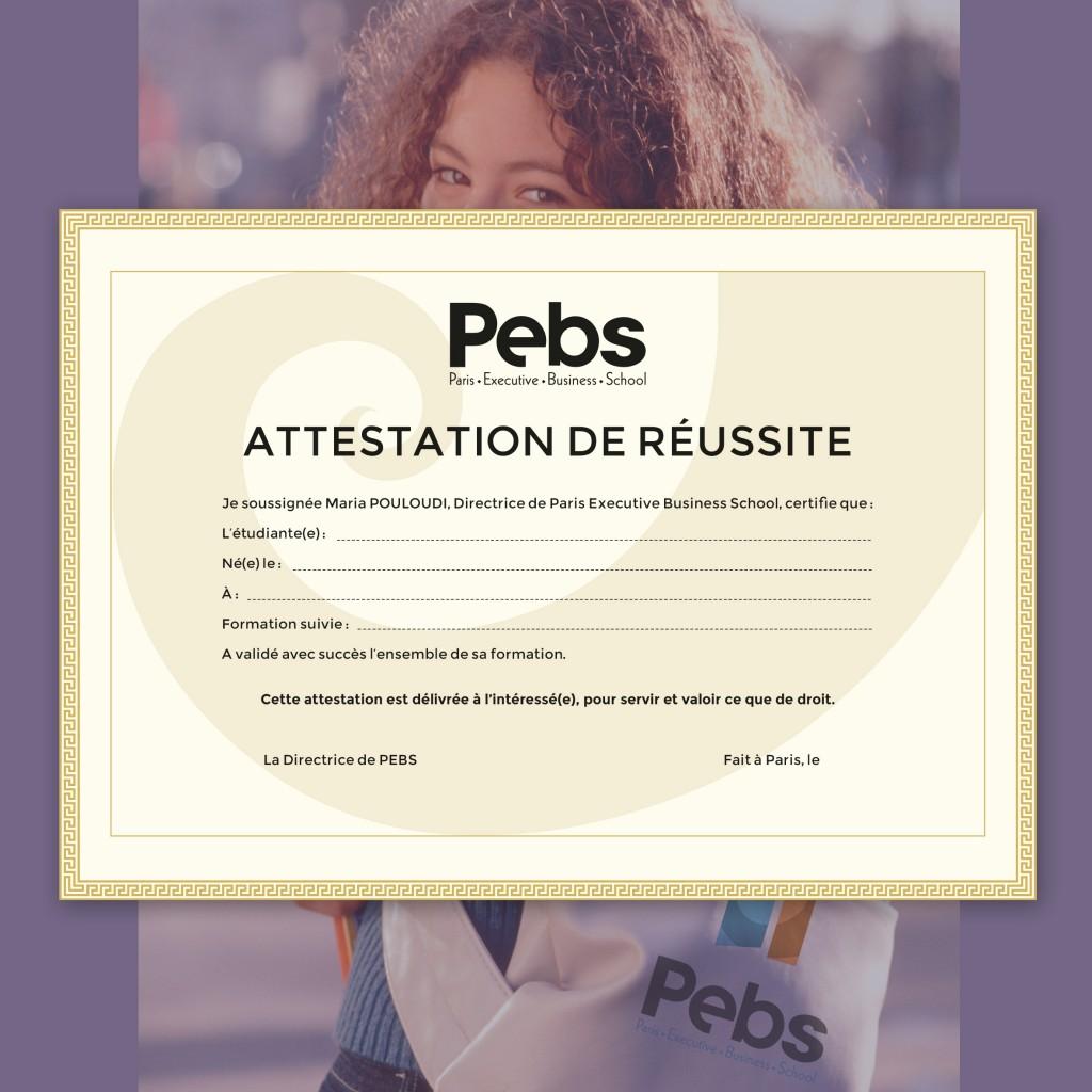 PEBS-DIPLOME-REUSSITE